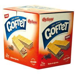 Oylum Gofret Kakaolu 1,05 kg x 4 Adet