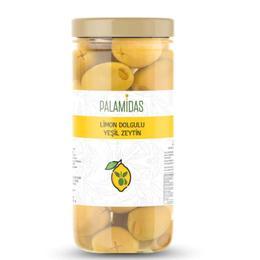 Palamidas Kalamata 480 gr Limon Dolgulu Yeşil Zeytin
