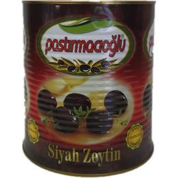 Pastırmacıoğlu 2 kg Mega Gemlik Siyah Zeytin