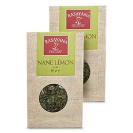Rasayana Organik Nane Limon Çayı 2 x 80 gr