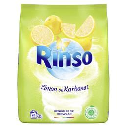 Rinso Limon ve Karbonat 4 kg Çamaşır Deterjanı