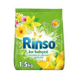 Rinso Matik Kır Bahçesi 1.5 kg Toz Çamaşır Deterjanı