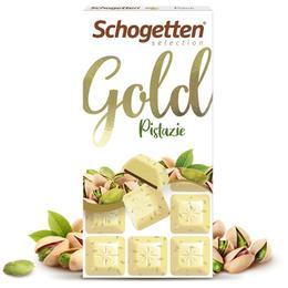 Schogetten Antep Fıstıklı 100 gr Beyaz Çikolata