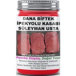 SPANA 820 gr İpekyolu Kasabı Süleyman Usta Vakumlanmış Dana Biftek