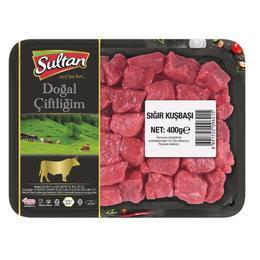 Sultan 400 gr Sığır Kuşbaşı