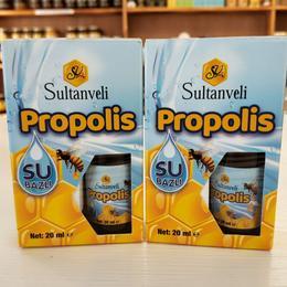 Sultanveli 20 ml x 2 Propolis Damla