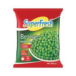 Superfresh 450 gr Bezelye