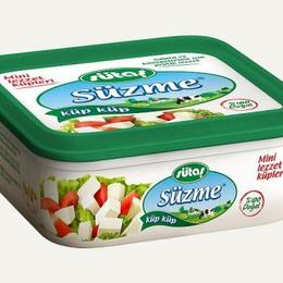 Sütaş 200 gr Süzme Beyaz Peynir