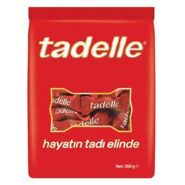 Tadelle Fındık Dolgulu Sütlü Çikolata Poşet 200 gr