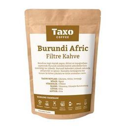Taxo Burundi 250 gr Afric Filtre Kahve