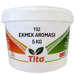 Tito 5 lt Toz Ekmek Aroması