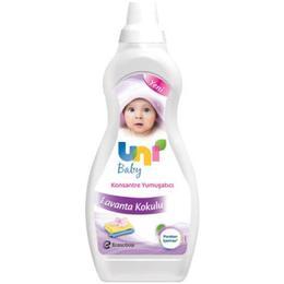 Uni Baby 1200 ml Lavanta Kokulu Çamaşır Yumuşatıcısı