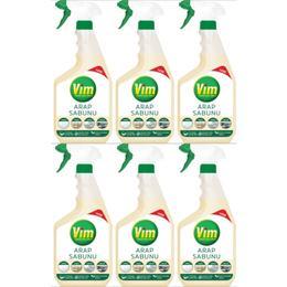 Vim 6x750 ml Arap Sabunu Sprey
