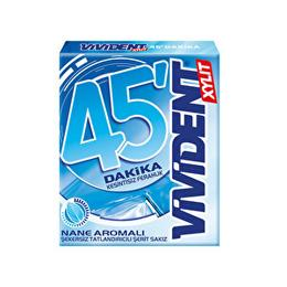 Vivident 45 Dakika Sakız Nane Aromalı 33 gr