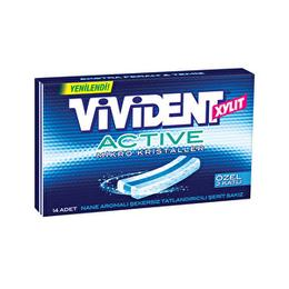 Vivident Active Sakız Nane Aromalı 33 gr
