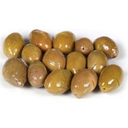 Zeytinizi 3 kg Bodrum Kırma Yeşil Zeytin