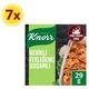 Knorr Kekikli Fesleğenli Susamlı 7x29 gr Tavuk Çeşni