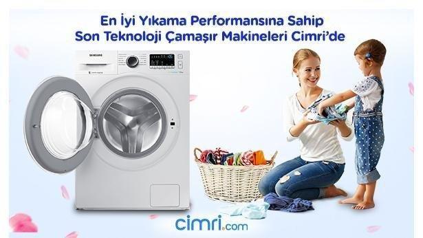 Samsung WD90K6410OS-AH Çamaşır Makinesi İnceleme