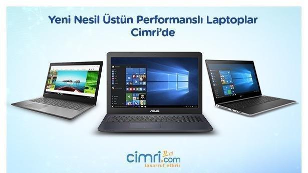 Asus VivoBook X540BA-GO179 AMD A6 9225 Dizüstü Bilgisayar İnceleme