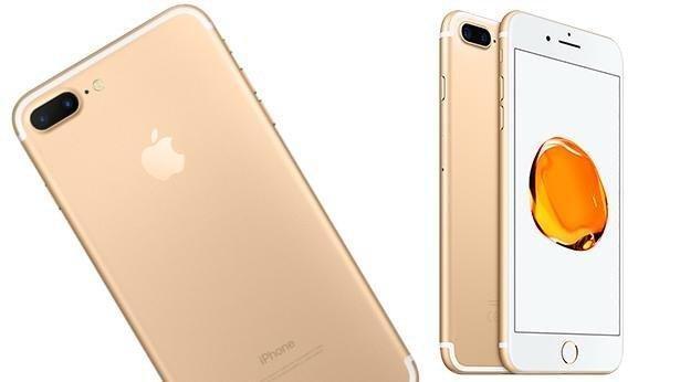 Apple iPhone 7 Plus 128 GB Altın