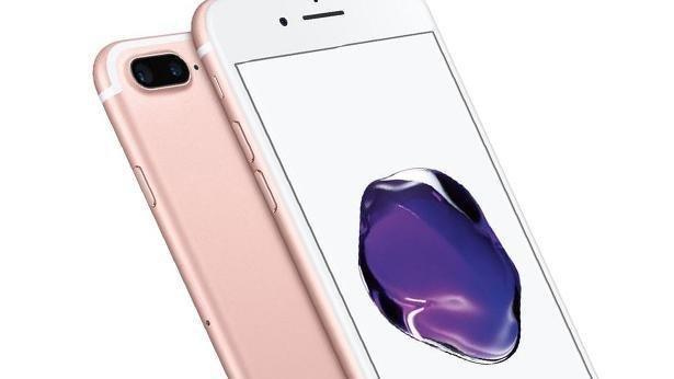 Apple iPhone 7 Plus 128 GB Roze Altın