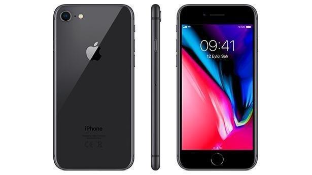 Apple iPhone 8 64GB Uzay Grisi