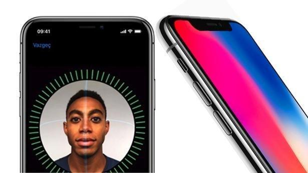 Apple iPhone X 256GB Uzay Grisi