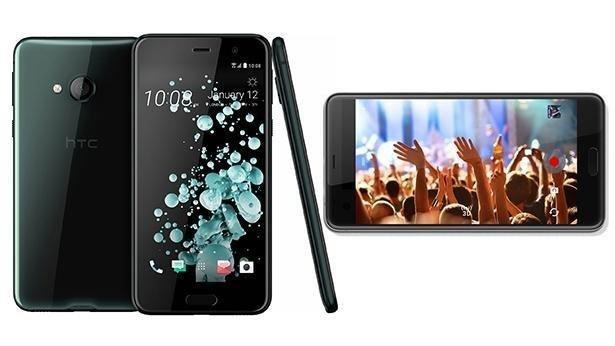 HTC U Ultra 64GB Siyah