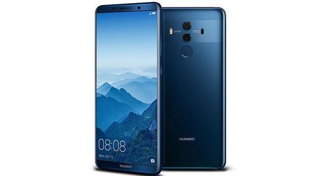 Huawei Mate 10 Pro 128 GB Mavi İnceleme