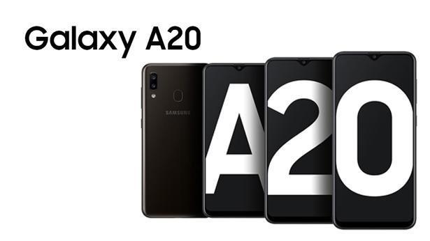 Samsung Galaxy A20 32GB Cep Telefonu Siyah İnceleme