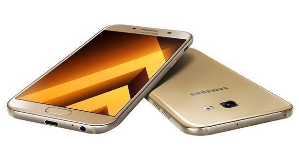 Samsung Galaxy A5 2017 32GB Altın İnceleme
