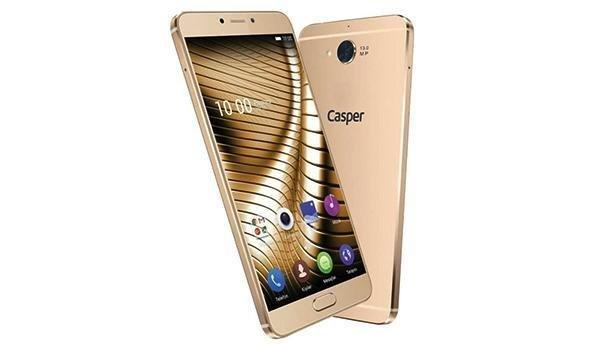 Casper VIA A1 Plus 128GB Altın İnceleme