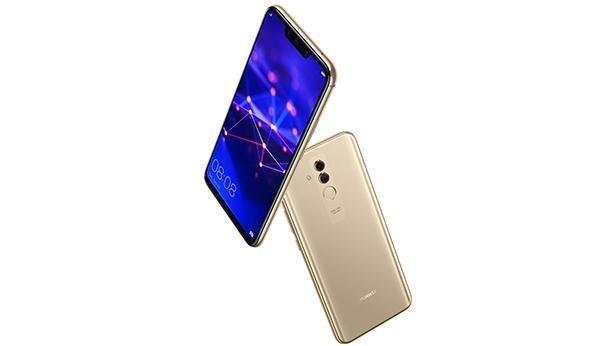 Huawei Mate 20 Lite 64GB Altın İncelemesi