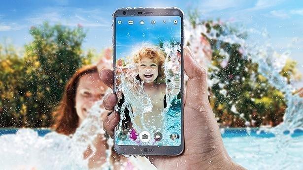 LG G6 32GB İnceleme