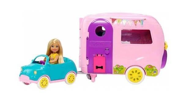 Barbie FXG90 Chelsea'nin Karavanı