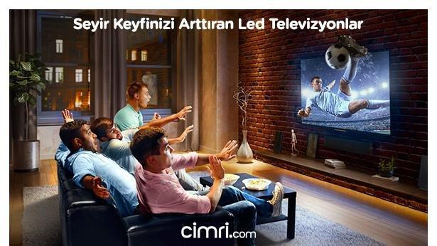 Vestel 58U9400 58 inç 146 Ekran Uydu Alıcılı 4K Ultra HD Smart LED TV