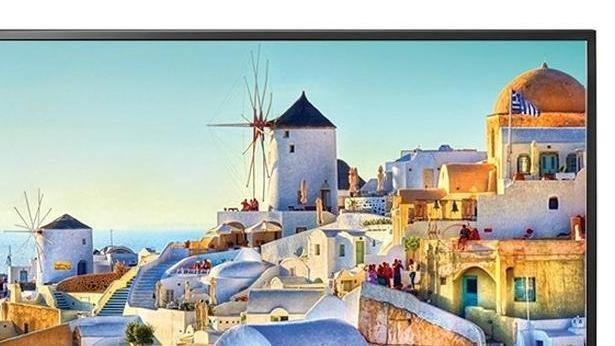 Yüksek Teknoloji ve Kaliteli Görüntü: LG 49UH610V LED TV