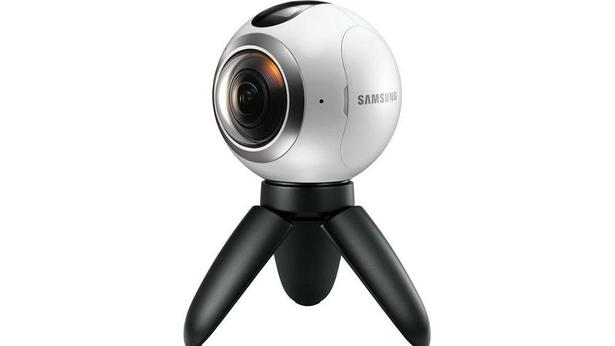 Samsung Gear 360 Kamera İnceleme
