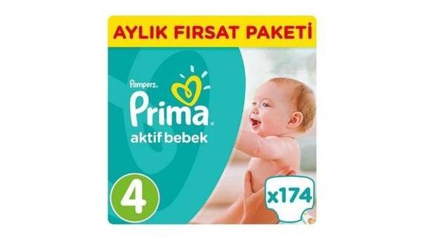Prima Aktif Bebek No:4 Maxi