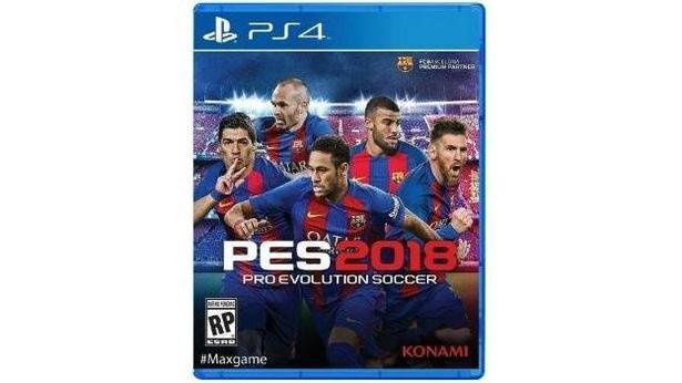 PES Pro Evolution Soccer 2018 PS4 İncelemesi