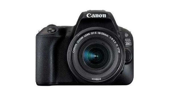 Canon EOS 200D Fotoğraf Makinesi
