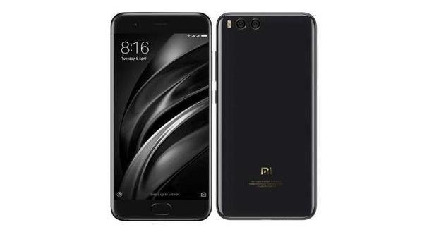 Xiaomi Mi 6 Ceramic 128 GB Siyah