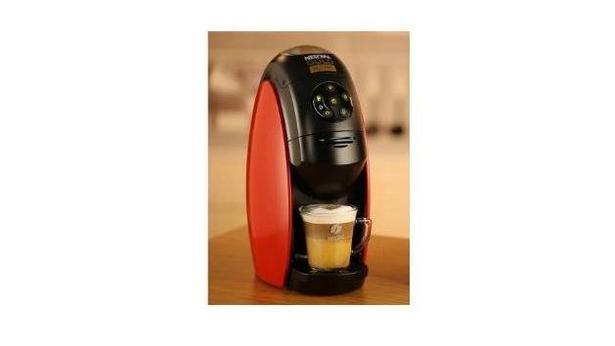 Nescafe MyCafe Kahve Makinesi Siyah Kırmızı