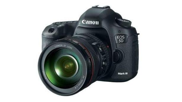 Canon EOS 5D Mark III İncelemesi