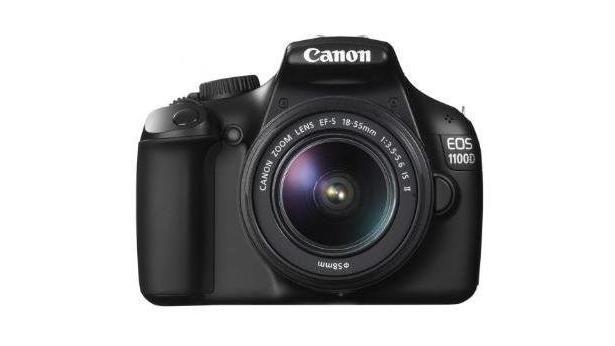 Canon EOS 1100D İncelemesi