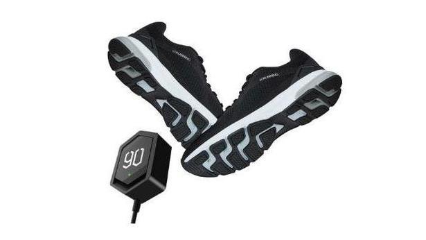 Xiaomi 90 Fun Ultra Unisex Akıllı Koşu ve Yürüyüş Ayakkabısı Siyah