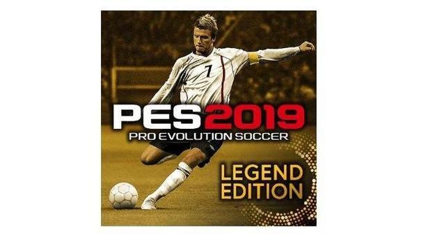 PES Pro Evolution Soccer 2019 David Beckham Edition PS4