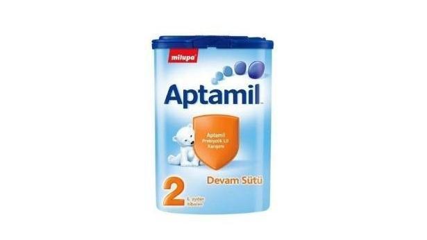Milupa Aptamil 2 900 gr Devam Sütü