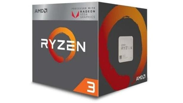AMD Ryzen 3 2200G 3.5/3.7 GHZ AM4 İşlemci