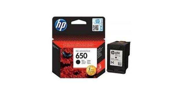 HP 650 CZ101AE Kartuş